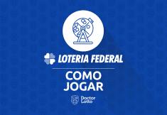 como jogar na loteria federal