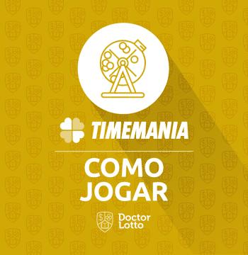 Aprenda como jogar na Timemania, uma loteria para quem ama futebol
