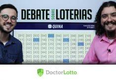 Debate sobre loterias | TIMEMANIA 1173 | DUPLA SENA 1781