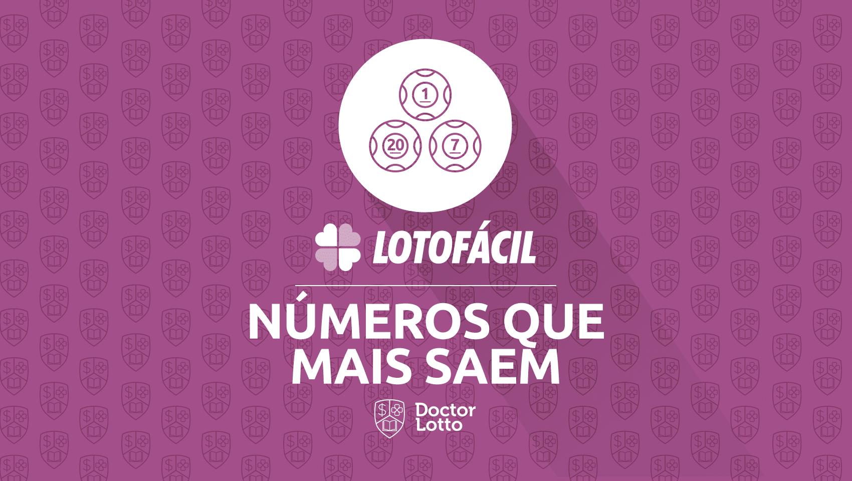 segredo da lotofacil 2019