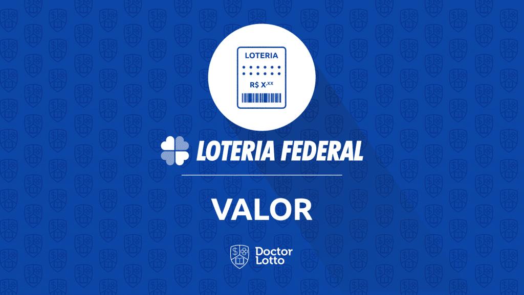 preço loteria federal