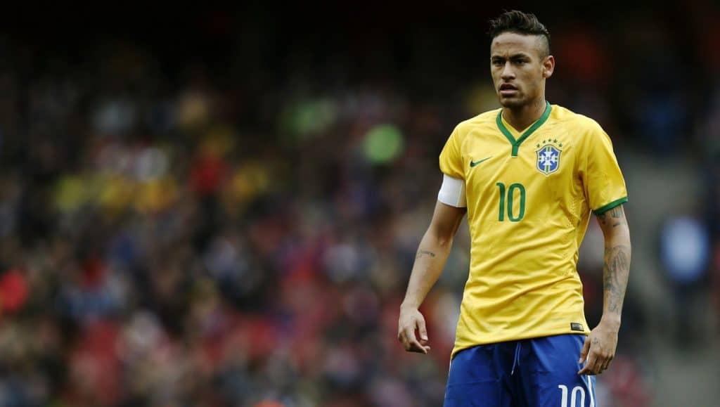 Mega-Sena contratação Neymar Jr.