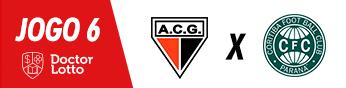 atletico goianiense x coritiba