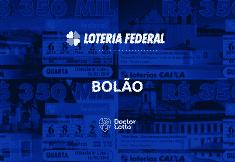bolão da loteria federal
