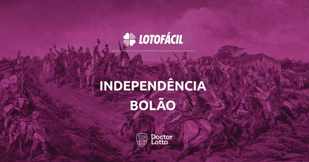 bolão lotofácil da independência