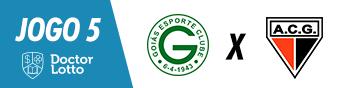 lotogol jogos da rodada goias x atletico goianiense