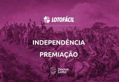 prêmio Lotofácil da Independência 2018
