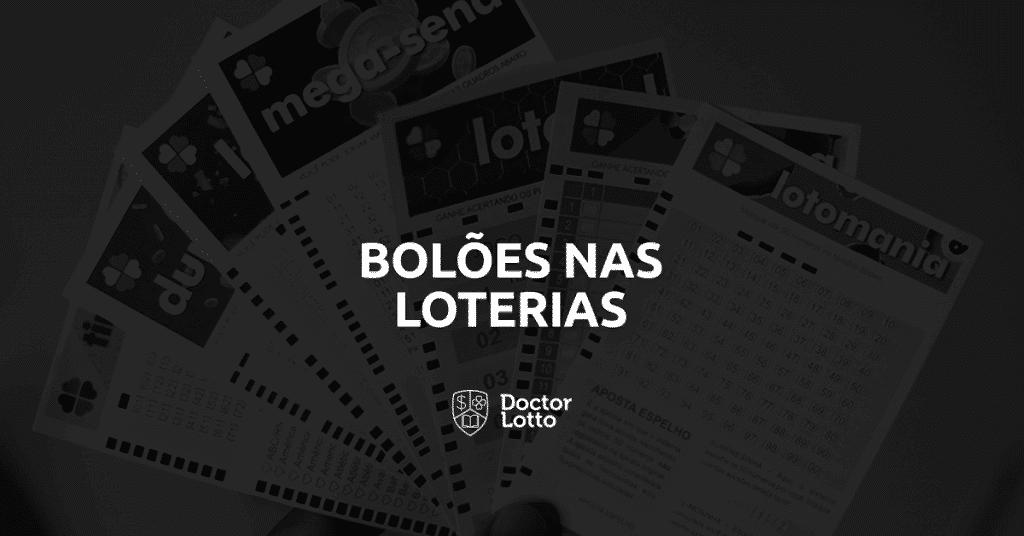 bolão da loteria