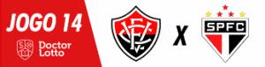 programacao loteca jogos da rodada concurso 824 VITORIA X SAO PAULO