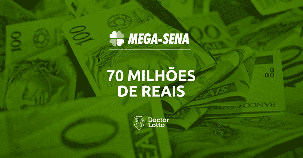 mega-sena 70 milhões resultado