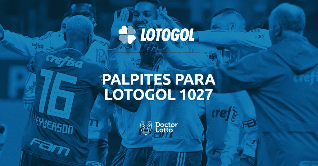 palpites para lotogol 1027 concurso