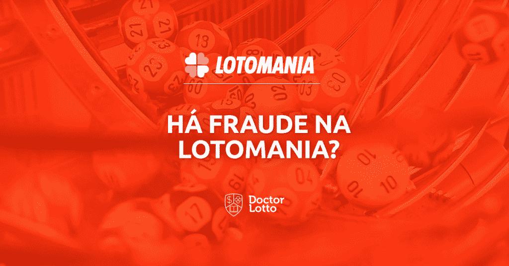 fraude na lotomania