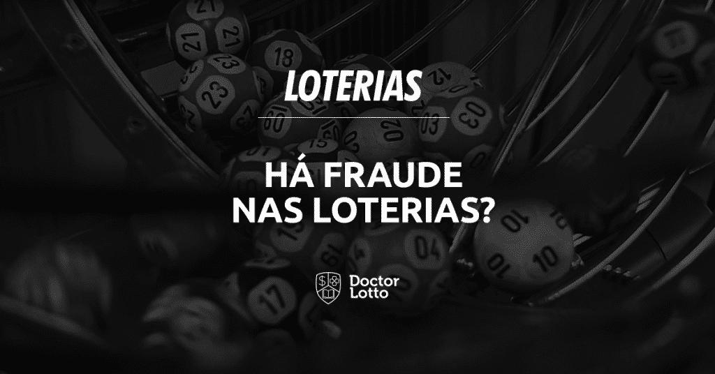 fraude nas loterias