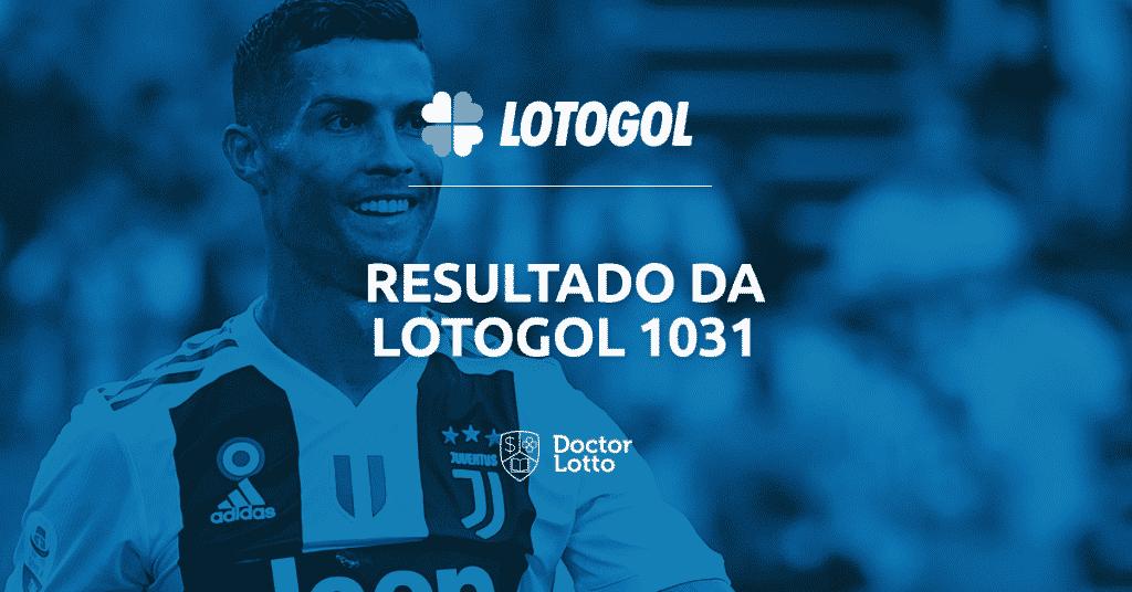 resultado lotogol 1031