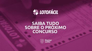 Sorteio Lotofácil 2041