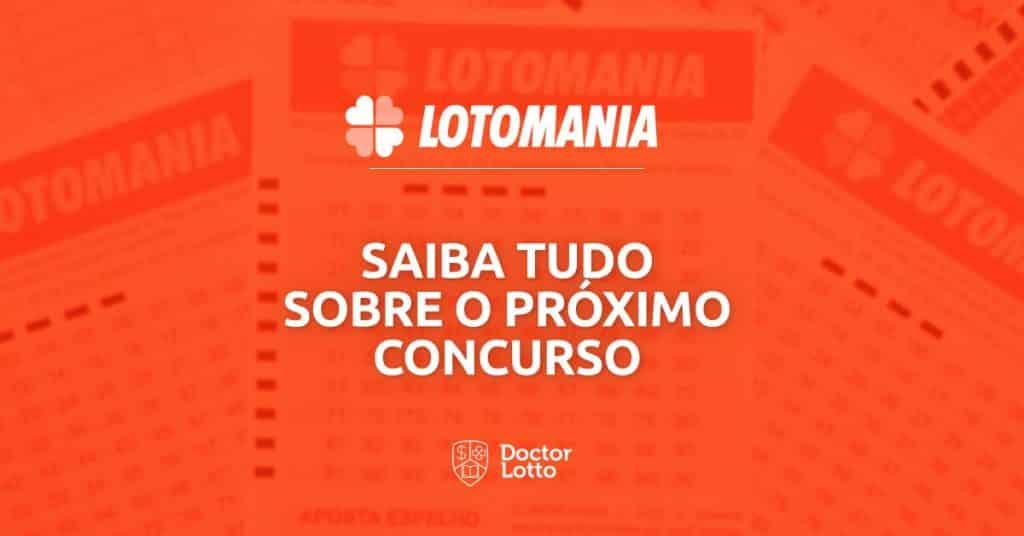sorteio da Lotomania 2109
