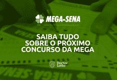 sorteio da Mega-Sena 2303