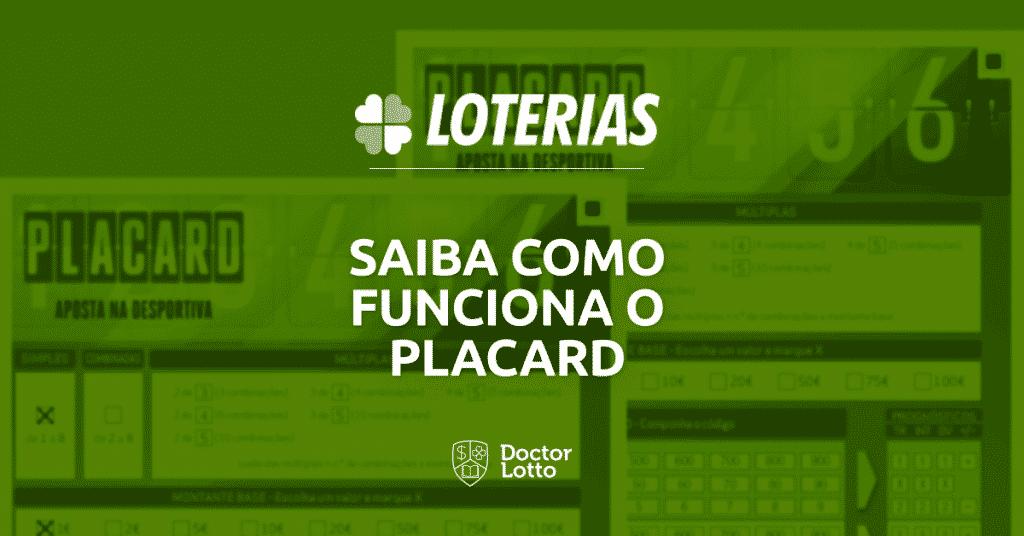 placard loteria portugal