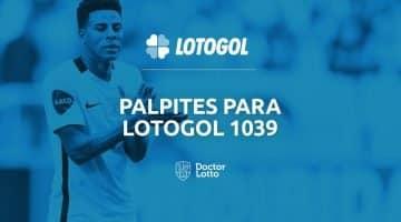 programação da lotogol 1039