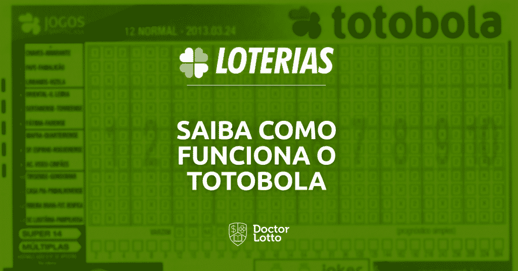 totobola - loteria esportiva de portugal