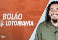 BOLÃO DA LOTOMANIA COMO AUMENTAR SUAS CHANCES