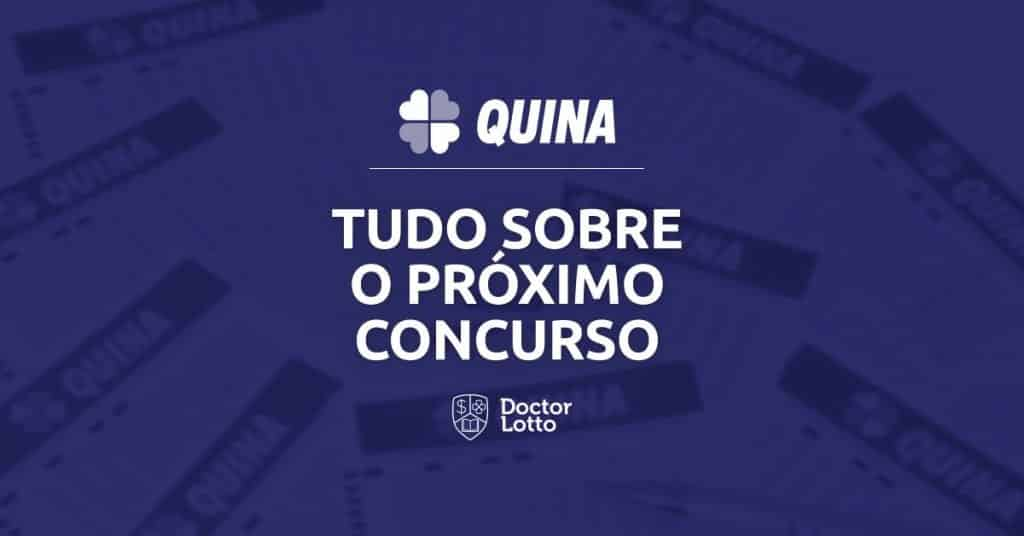 Sorteio Quina 5381
