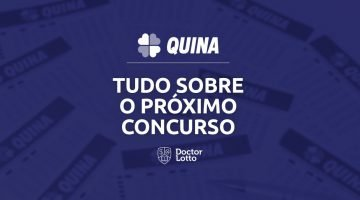 Sorteio Quina 5376