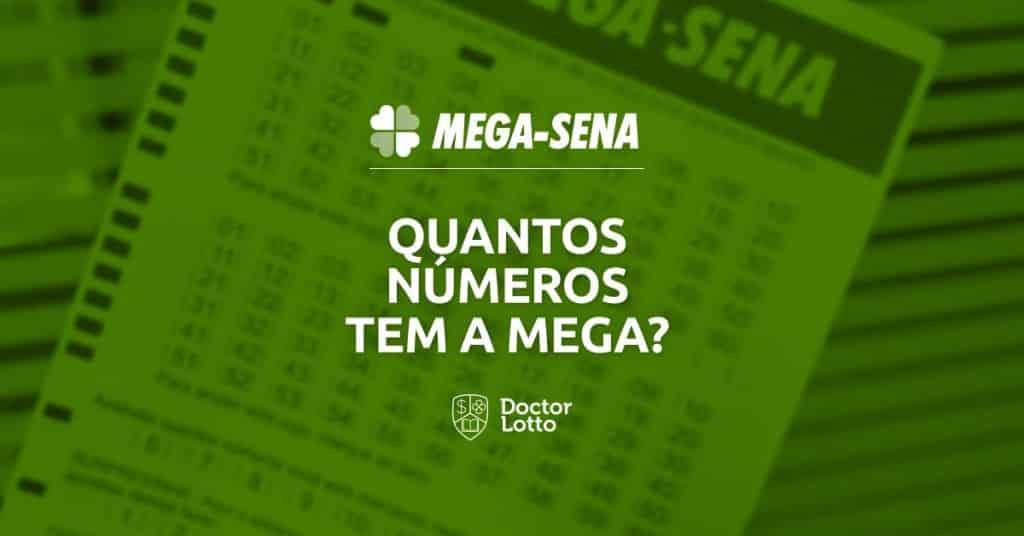 quantos números tem a mega-sena