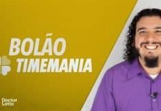 Bolão na Timemania