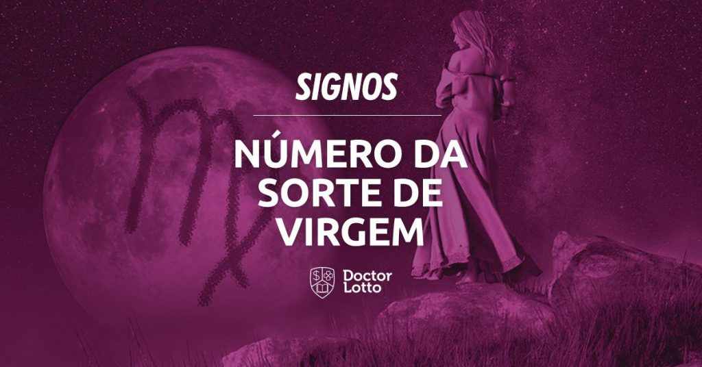 número da sorte virgem