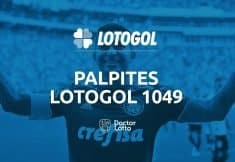 programacao e palpites lotogol 1049