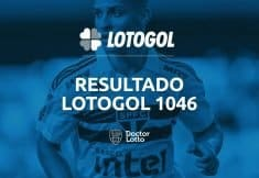 resultado da lotogol 1046
