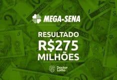 Resultado Mega-Sena 2150