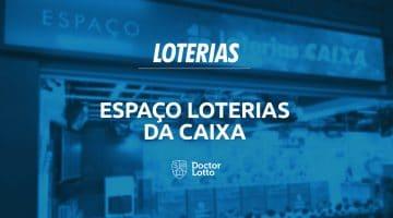 espaço loterias da caixa