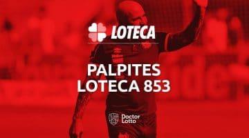 palpites e programacao loteca 853