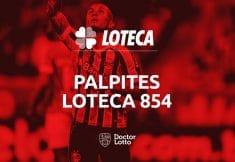 programação loteca 854