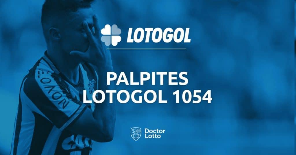programação lotogol 1054