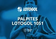 programacao lotogol 1051 palpites