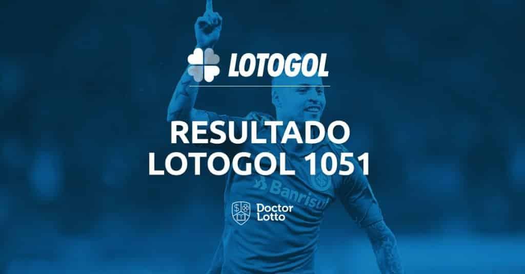 resultado lotogol 1051
