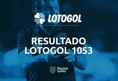 resultado lotogol 1053