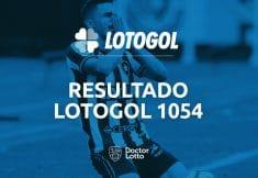 resultado lotogol 1054