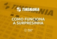 surpresinha timemania