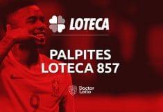 programacao e palpites loteca 857
