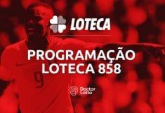 programacao loteca 858