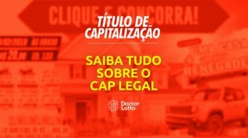 cap legal titulo de capitalizacao
