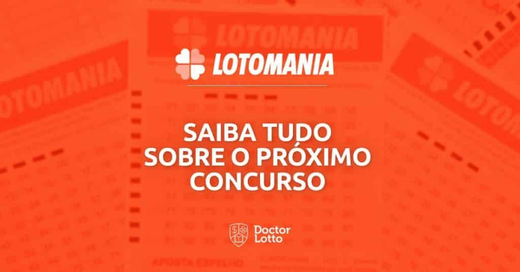 Sorteio Lotomania 2110