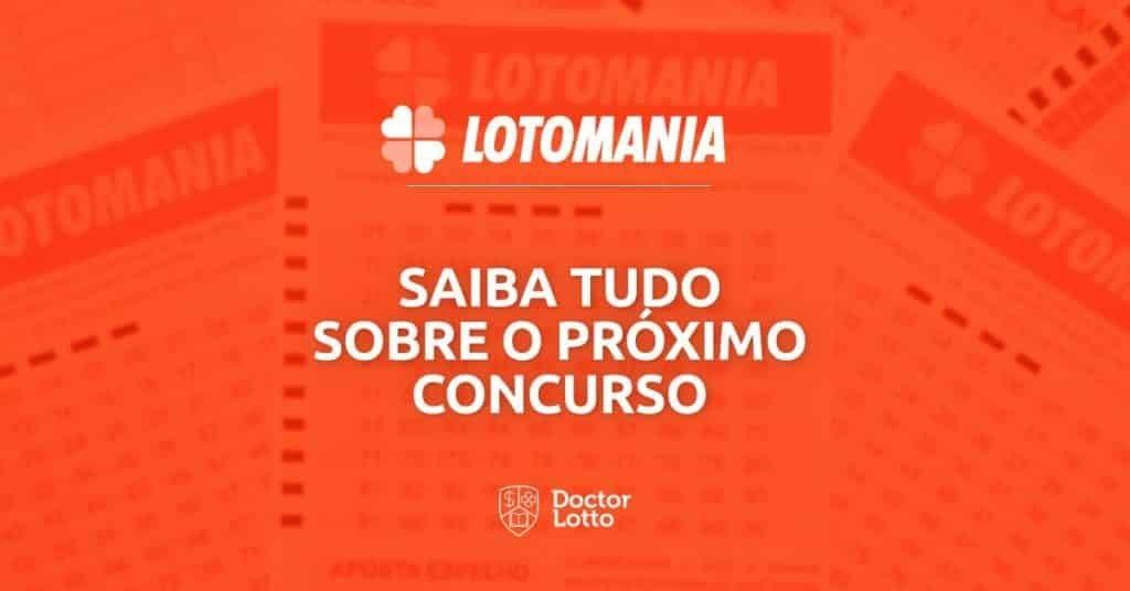 Sorteio da Lotomania 2162