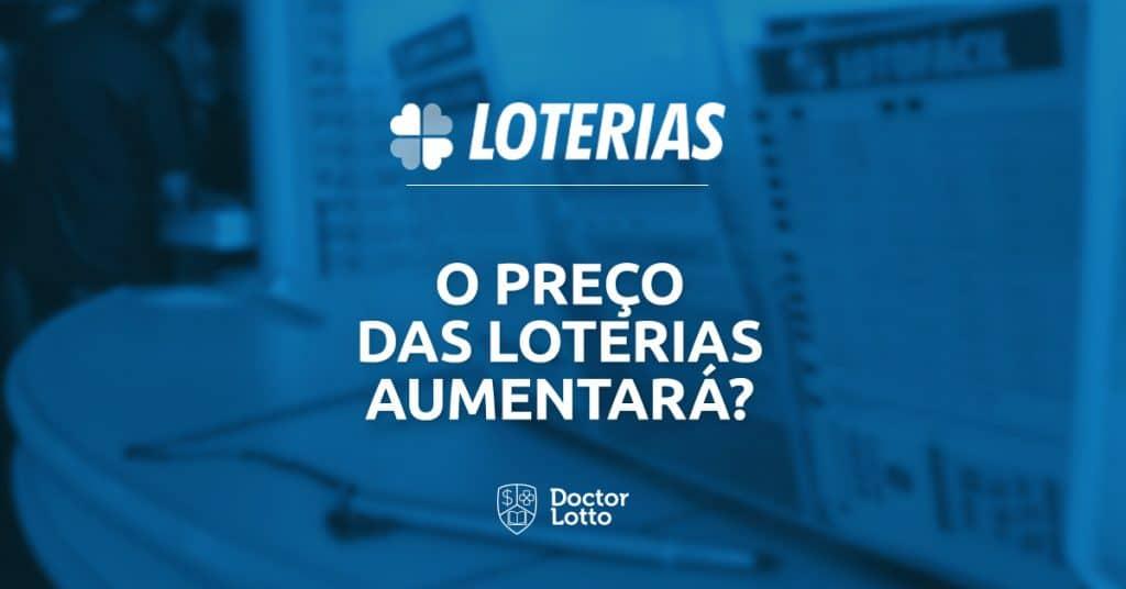 preço das loterias