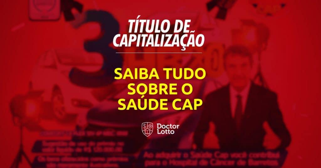 saúde cap titulo de capitalizacao
