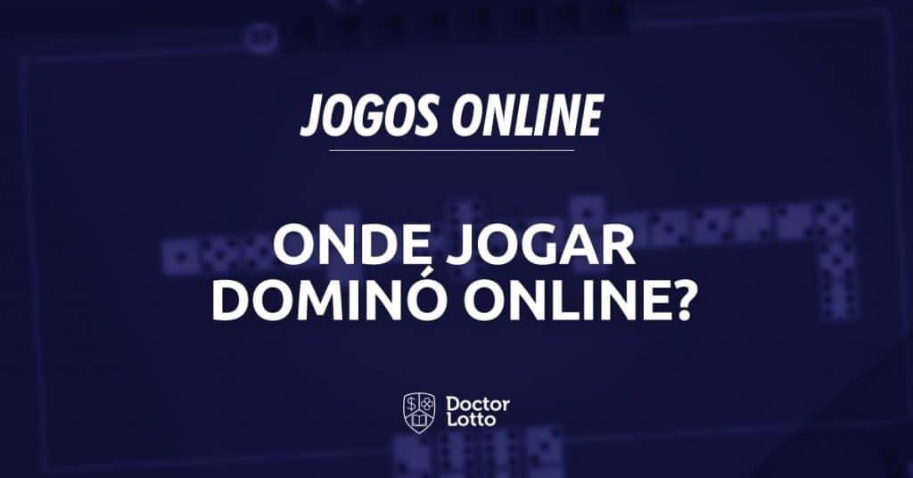 Jogo de dominó online
